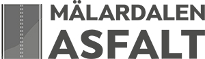 Mälardalen Asfalt Logo